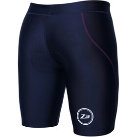 Zone3 Activate Tri Shorts Women Black/Wine